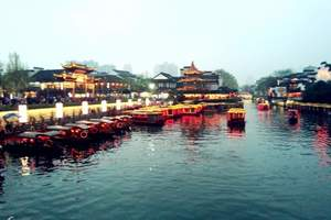 南京一日/中山陵-南京大屠杀纪念馆-夫子庙一条街