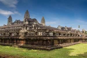 柬埔寨·吴哥窟·探秘·4天3晚游