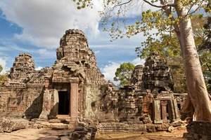 柬埔寨·吴哥窟·漫游·5天4晚游