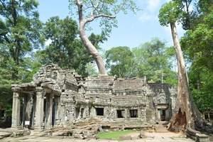 柬埔寨吴哥窟(尊贵)直飞五天四晚游