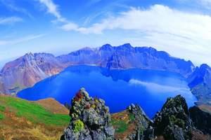 长春到长白山旅游团 长白山西坡+望天鹅(十五道沟)2日游