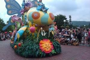 梦幻迪士尼 上海迪士尼乐园、苏杭、乌镇水乡双飞6日精致之旅