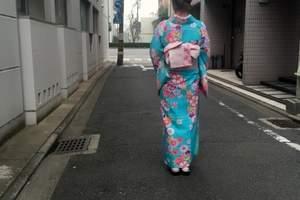 日本旅游、日本自由行、日本关西五天和服美拍摄影团
