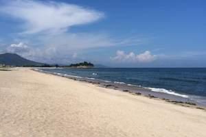 广州出发惠州双月湾海边沙滩自由行二天直通车旅游巴士可单订车位