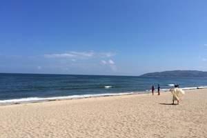 东莞去惠州双月湾万科西班牙风情街  出海捕鱼2日休闲游