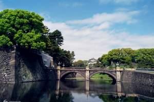 从银川到日本本州全景五星品质温泉6日游
