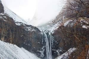 长春到长白山旅游团 长春到长白山冬季2日游 长白山旅游