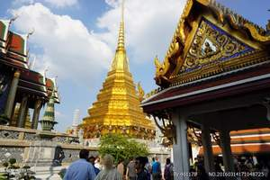 郑州到泰国旅游 曼妙泰国五晚六天升级一晚国际五星无自费品质团