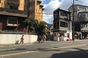 西安到日本旅游 西安青旅 83异国风情日本本州8日往返飞机L