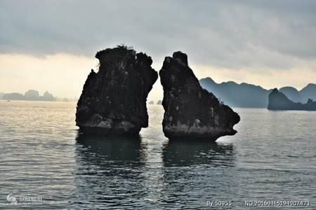 东兴到越南下龙湾、河内四天三晚品质游(景点全含、全程无自费)