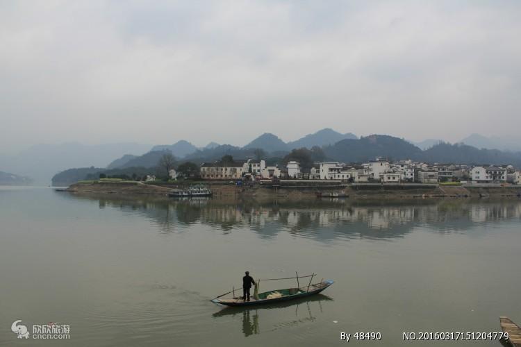 黄山、宏村、太平湖、徽州古城、新安江山水画廊休闲自驾五日游