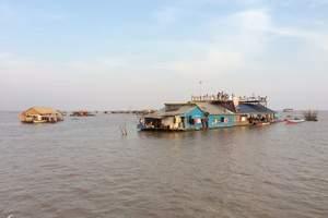 柬埔寨吴哥+越南胡志明、美托8日游