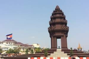 深圳直飞(双城记)柬埔寨金边皇宫、吴哥窟五天双飞休闲游