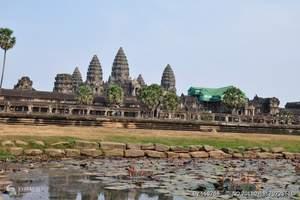 南宁到越南柬埔寨、越南柬埔寨下龙/河内/西贡+金边吴哥七日游