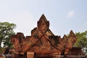 福州去柬埔寨旅游|柬埔寨吴哥窟双飞4日游|福州直飞柬埔寨W