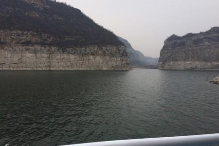 洛阳出发到济源 黄河三峡一日游