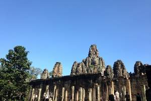 深圳去柬埔寨旅游、大吴哥、小吴哥、柬埔寨吴哥窟金边五天纯玩团