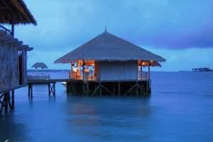 马尔代夫莉莉lily岛6日一价全含:lily蜜月旅游多少钱