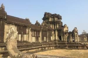 西安到柬埔寨金边、吴哥6日全景游