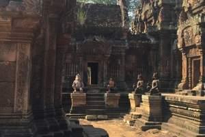 郑州包机到柬埔寨—穿越吴哥4晚5天四星酒店,郑州直飞