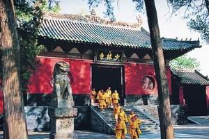 洛阳到少林寺纯玩团一日游报价_看寺庙、塔林、观少林武术表演