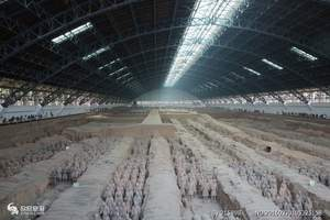 郑州到西安华清宫、秦始皇兵马俑、大慈恩寺双卧4日游-醉·长安