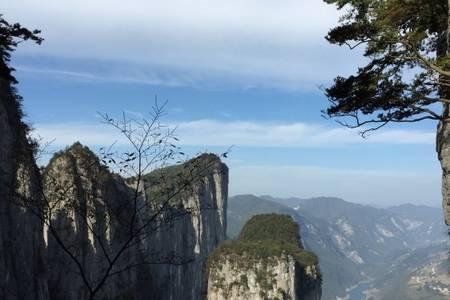 恩施精華三日游景點(大峽谷、騰龍洞+土司城、清江蝴蝶崖)