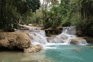 武汉到一带一路国家之老挝琅勃拉邦一地超值六日游【武汉直飞】