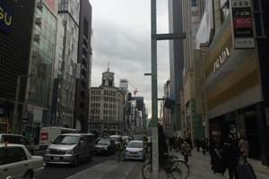 呼和浩特到日本旅游---大阪京都东京名古屋双飞6日半自助游