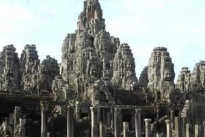 郑州到柬埔寨吴哥窟旅游团报价/郑州至吴哥窟旅游团双飞六天