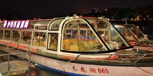 两江四湖游船