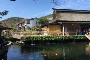 日本本州高山白川乡六日|福州去日本旅游|东京+京都+大阪W
