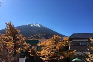 武汉到日本双古都双温泉赏枫之旅七日游