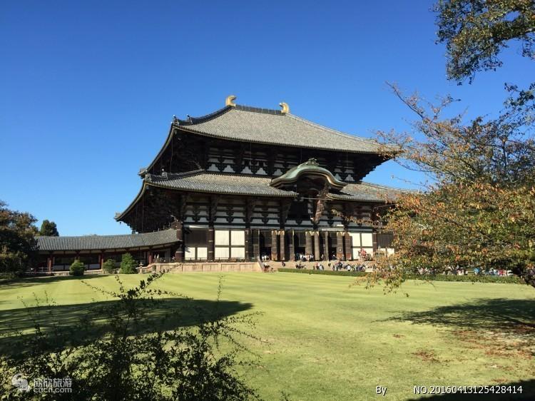 西安中旅暑假西安到日本本州白川乡深度八日游