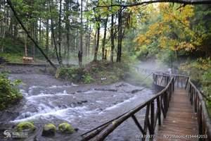 长春到长白山旅游,长白山万达直通车两日游体验汉拿山温泉
