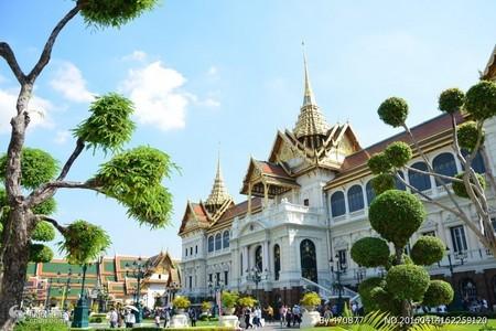 九江去泰國報價  白班機東航直飛泰國曼谷六日游