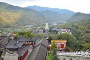 天津到五台山旅游团|清凉寺|龙泉寺三日游