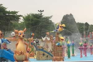 玩转长隆亲子游野生动物园、欢乐世界水上乐园、海洋王国双飞7日