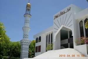 昆明出发到马尔代夫 伊露岛豪华蜜月4晚6天游|2豪沙+2水