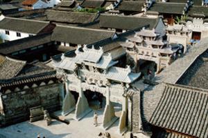 12月宁波到东阳卢宅建筑群、中国东阳木雕博物馆一日游 东阳游