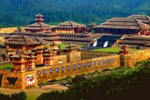 春节宁波到上海大观园、朱家角特惠一日  上海旅游