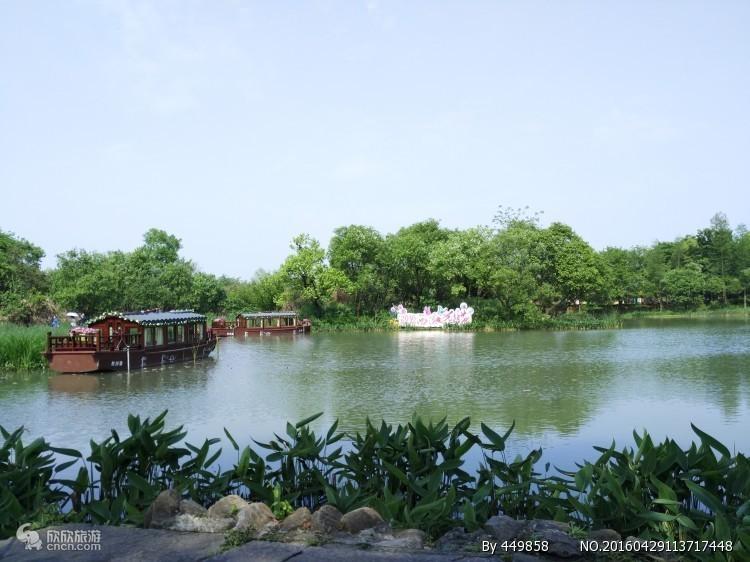 西溪湿地运河一日游