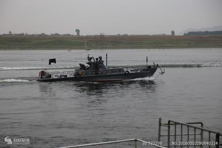 【旅游推荐】丹东中朝边境半日游风情旅游到朝鲜内河赏异国风光