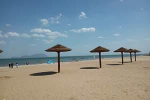 淄博暑假去烟台莱州旅游-淄博去烟台莱州金沙滩两日游