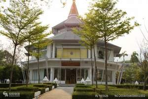 昆明到清迈旅游泰北童话清迈、清莱双飞4晚5天