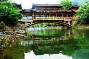 贵州旅游报价-扬州到大小七孔、西江千户苗寨、黄果树双飞5日