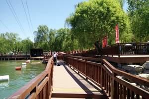 2021年春游團建、懷柔神堂峪木棧道徒步+雁棲湖、環湖一日游