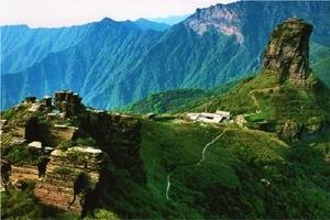 扬州到贵州旅游线路 扬州到黄果树、梵净山双飞6日游