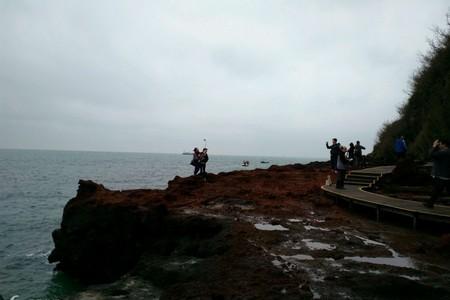 北海到涠洲岛两日游 ��码头起止��