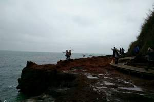 北海到涠洲岛两日游 (码头起止)